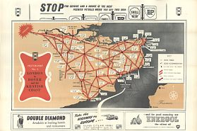 Map from 1953 Motor-map No. 3