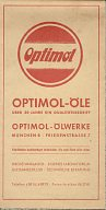 ca1957 Optimol advert
