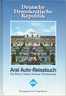 1990 Aral Atlas of the GDR (East Germany)