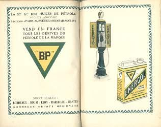 1926 BP guide frontispiece