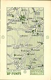 Map from 1920s BP map booklet