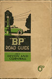 1920s BP Road Guide No.2