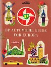 1959 Danish BP Automobile Guide to Europe