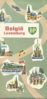 ca1962 BP map of Belgium