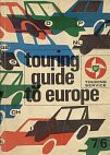 1964 BP Touring Guide to Europe