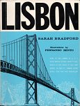 Cover from 1970 BP guide to Lisbon