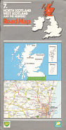 1985 BP/National Map of N/W Scotland