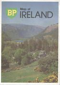 1985 BP map of Ireland