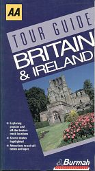 1994 Burmah branded AA Tour Guide of Britain