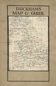 Late 1920s Duckham's map booklet of Britain