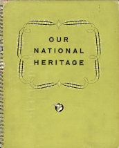 1954 Our National Heritage