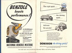 Frontispiece from National Benzole 3 mile atlas