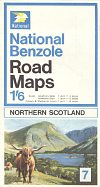 1968 National Benzole map 7