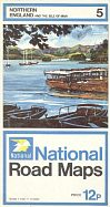 1972 National map section 5