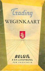 ca1953 Trading atlas of Belgium