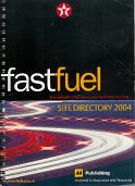 2004 Texaco FastFuel UK site directory