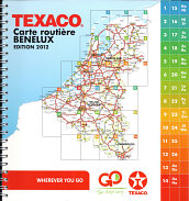2012 Texaco atlas Benelux