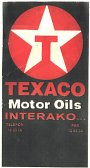 1992 Interoko/Texaco map of Romania