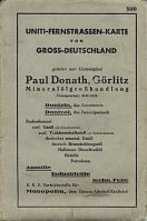 ca1939 Uniti-Paul Donath map of Germany