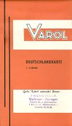 ca1965 Varol map of Germany