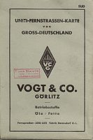 ca1939 Uniti-VCG (Vogt) atlas of Germany