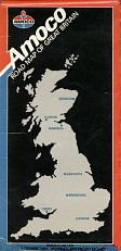 1983 Amoco map of Britain