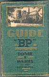 1925 BP Guide to Paris
