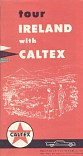 1961 Caltex map of Ireland