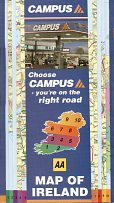 2002 Campus Oil map of Ireland