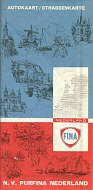 ca1961 Fina map of the Netherlands