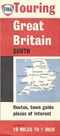 ca1969 Fina Great Britain southern section