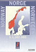 ca1998 HydroTexaco map of Norway