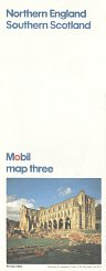 1978 Mobil map 3 of Britain