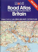 1996 Mobil atlas of Britain
