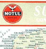 detail from ca1956 Motul map