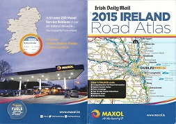 2015 Maxol atlas of Ireland