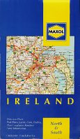 ca1992 Maxol map of Ireland