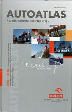 2001 Orlen atlas of Poland