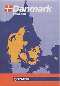 late 90s Statoil map