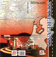 2001 Total map of Netherlands