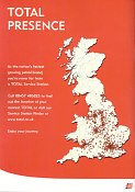 2002 Total Road Atlas of Britain (rear)