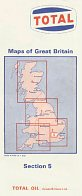 ca1970 Total Section 5 (London) of Britain