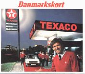 ca1994 Texaco map of Denmark