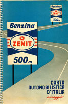 1958 Zenit Atlas of Italy