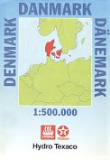 ca1996 HydroTexaco map of Denmark