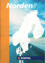 ca2006 Statoil atlas of Nordic countries