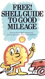 Cover of the Shell Guide to Good Mileage