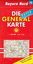 2000 Shell Section 10 map of Germany
