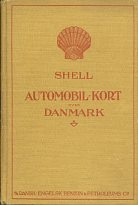 1933 Shell atlas of Denmark