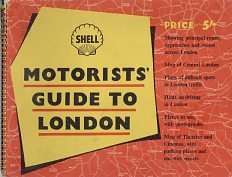 1951 Shell Guide to London